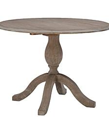 Linon Home Decor Bordon Drop Leaf Dining Table