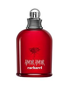 Women's Amor Amor Eau De Toilette, 3.4 Oz