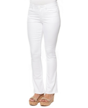 """Women's """"Ab"""" Solution Itty Bitty Boot Jeans"""