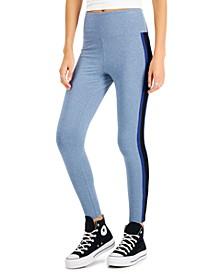 Side-Stripe Leggings, Created for Macy's