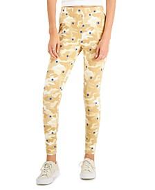 Camo Star Printed Leggings, Created for Macy's