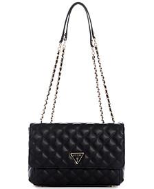 Cessily Convertible Shoulder Bag