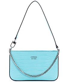 Katey Mini Top-Zip Shoulder Bag