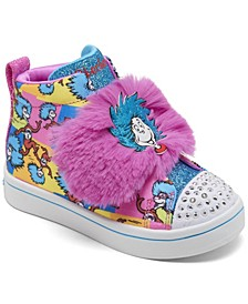 Toddler Girls Dr. Seuss Twi-Lights 2.0 - PLayful Things Casual Sneakers from Finish Line