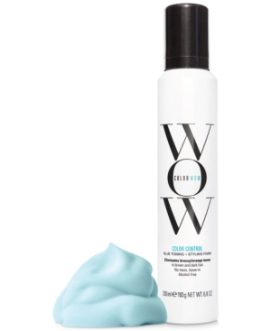Brass Banned Correct & Perfect Mousse For Dark Hair