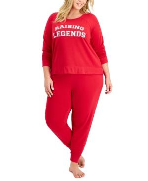 Women's Raising Legends Pajama Set