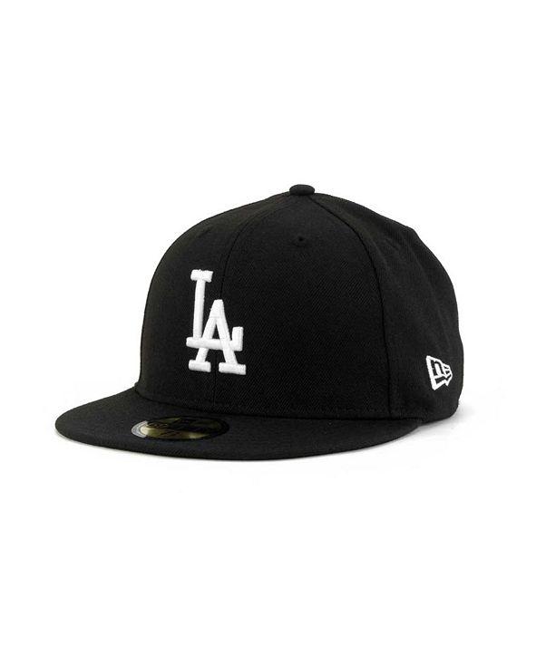 New Era Los Angeles Dodgers B-Dub 59FIFTY Cap