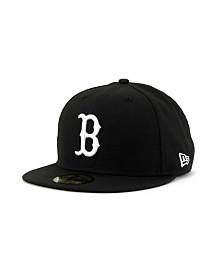New Era Boston Red Sox B-Dub 59FIFTY Cap