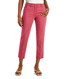 Gineceo Cropped Trousers