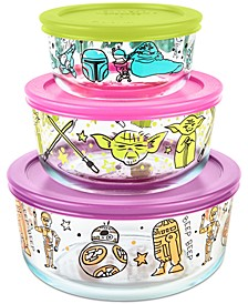 Star Wars 6-Pc. Food Storage Container Set