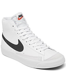 Big Kids Blazer Mid 77 Casual Sneakers from Finish Line