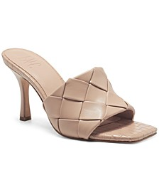 Liah Braided Slide Dress Sandals, Created for Macy's