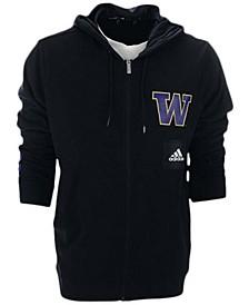 Washington Huskies Men's Swingman Warm Up Full Zip Jacket