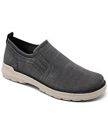 Men's Relaxed Fit- Doveno - Oswyn Fly Slip-On Casual Sneakers from Finish Line