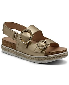 Women's Prize Footbed Sandals