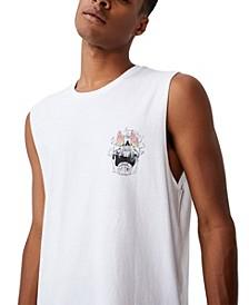 Men's Tbar Muscle T-shirt