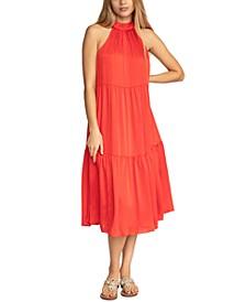 Immeasurable Halter Dress