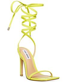 Women's Uplift Ankle-Tie Sandals