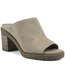 Women's Dalliey Lug-Sole Dress Sandals