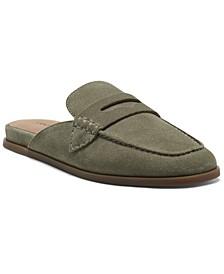 Women's Patsie Mule Loafer Flats