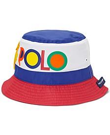 Men's Reversible Color-Blocked Bucket Hat