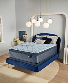 "Perfect Sleeper Luminous Sleep 17.5"" Plush Pillow Top Mattress- Twin"