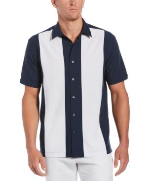 Men's Colorblock-Panel Shirt