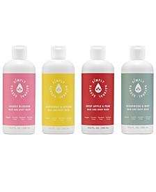 Hair & Body Wash, 10-oz.