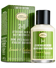 The After-shave Balm and Daily Moisturizer, Coriander & Cardamom, 3.3 Fl Oz