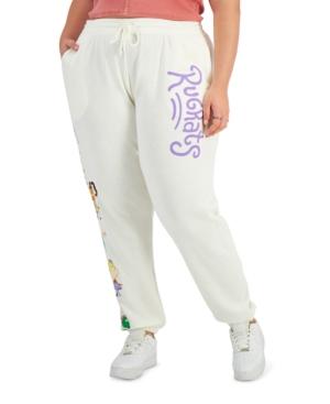 Trendy Plus Size Rugrats Jogger Pants