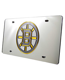 Rico Industries Boston Bruins License Plate