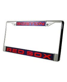 Rico Industries Boston Red Sox License Plate Frame