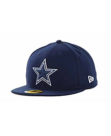 Dallas Cowboys NFL Classic On Field 59FIFTY Fitted Cap