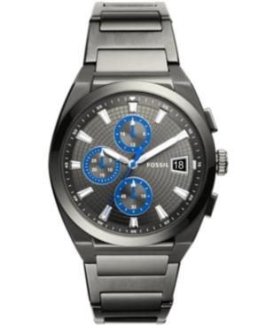 Men's Everett chronograph movement