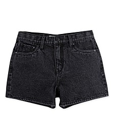 Big Girls A-Line High Rise Shorts