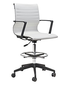 Stacy Drafter Office Chair
