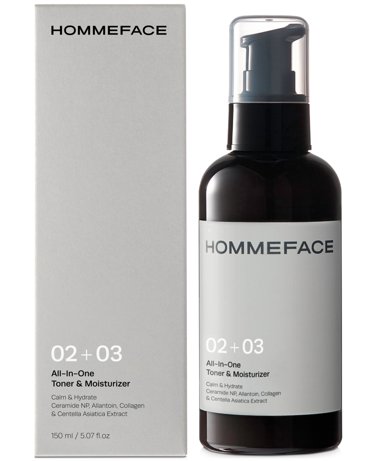 All-In-One Toner and Moisturizer for Men
