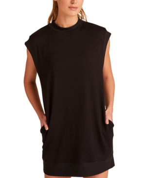 Sleeveless T-Shirt Dress