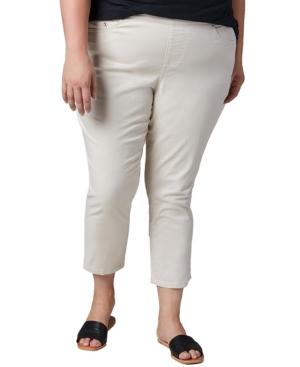 Plus Size Maya Crop Jeans
