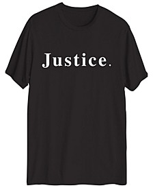 Men's Justice Short Sleeve Graphic T-shirt
