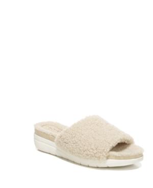 Plush Slipper Slides Women's Shoes