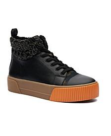 Women's Emiliya Platform Lace-Up Sneakers