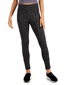 Leopard-Print Leggings, Created for Macy's