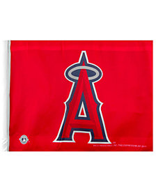 Rico Industries  Los Angeles Angels of Anaheim Car Flag