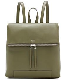 Jaye Leather Backpack
