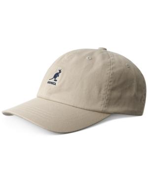 Men's Washed Baseball Hat