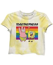 Juniors' Spongebob Pride T-Shirt