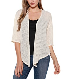 Belle by Cropped Cardigan
