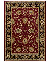 CLOSEOUT! Dalyn St. Charles STC524 Red Area Rugs