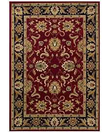 Closeout Dalyn St Charles Stc524 Red Area Rugs